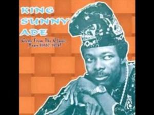 King Sunny Ade - Sir Gabriel Igbinedion